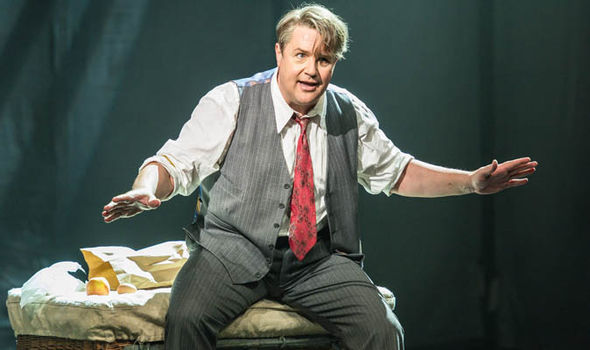 Michael Ball at The Chichester Theatre